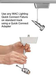 wac lighting two circuit tracks components brand lighting wac lighting quick connect fixtures for track lighting