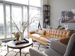 Interior Designs For Living Room With Brown Furniture Follow These 10 Designers On Instagram Hgtvs Decorating