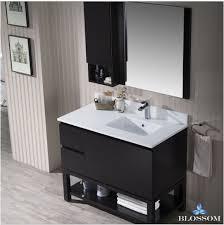 blossom 42 right sink bathroom vanity