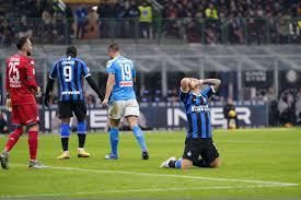 Coppa Italia, Inter-Napoli 0-1 in semifinale andata