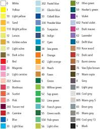 Staedtler Colored Pencils 48 Color Chart Pin By Annette Cholock On Coloring With My Innerchild In