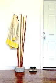 Make Standing Coat Rack Make Standing Coat Rack Free Standing Coat Rack Plans Best Ideas On 37