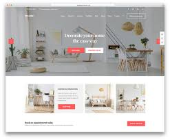 best interior design sites. Fine Sites It Has Powerful Customization Options And Tons Of Niche Demos You Will Get  It With Flexibility To Create The Website You Want For Best Interior Design Sites O