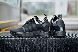 adidas shoes nmd womens black. adidas originals men\u0027s primeknit nmd r1 running shoes womens black h