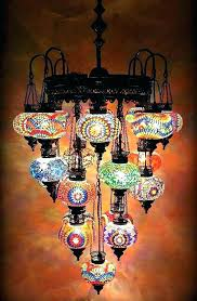 style chandelier lighting chandeliers best light fixtures images on lanterns mosaic moroccan crystal l
