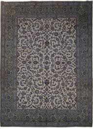 image is loading persian kashan t area rugs fl ivory