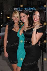 Photos and Pictures - (left to right) Models Shannon James, Lindsey Vuolo  and Crystal Pierce at the premiere of 'Finding Bliss' at the 14th Annual  Gen Art Film Festival Presented by Acura