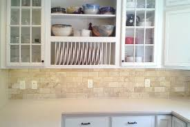 tumbled stone kitchen backsplash. Natural Stone Kitchen Backsplash Tile Smart Accessible Living Tumbled Ideas . L