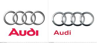 audi logo transparent. audi logo before and after transparent