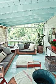 image above this screened south carolina porch with its high gloss light blue ceiling best of decorative paint