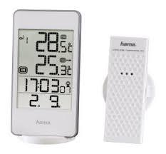 Купить Погодная станция <b>HAMA EWS-840</b>, <b>белый</b> в интернет ...