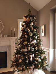 ... Pottery Barn Christmas tree. Whether it's in the magazine or in the  store, they're always festive, fun and styled to perfection.