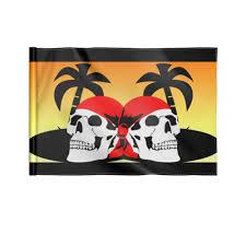 <b>Флаг 22</b>×<b>15 см</b> Пиратский <b>флаг</b> с Веселым Роджером. #3065632 ...