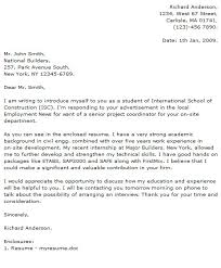 Gallery Of Cover Letter For Resume In Malaysia Format 9 Sample Civil