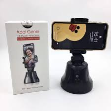 <b>Auto Smart Shooting</b> Selfie Stick 360 Object Tracking Holder <b>All</b>-in ...