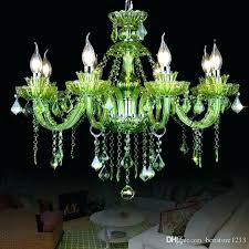 green glass chandelier chandeliers watercolor ilration stock led candle modern crystal red pink purple colored pendant green glass chandelier