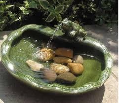 DIY Fountain Ideas  10 Creative Projects  Bob VilaSolar Garden Fountain
