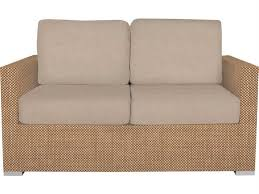 source outdoor furniture lucaya upholstered loveseat replacement cushion so 3403 102c