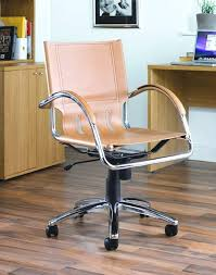 Eames ribbed chair tan office Eames Aluminum Tan Leather Office Chair Stunning Aluminum Management Ribbed Eames Bomer Tan Leather Office Chair Stunning Aluminum Management Ribbed Eames