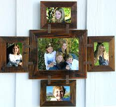 multiple picture frames rustic. Picture Multiple Frames Rustic