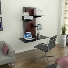 wall desk units home office