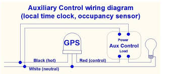 photocell time on control electrician talk professional photocell time on control time clock wiring jpg
