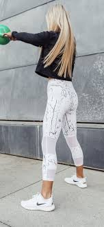 Marble Workout Leggings Fav Ideas Womens Workout Outfits