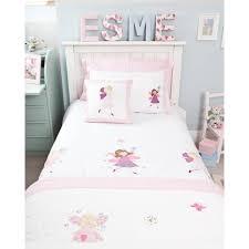 cot childrens single bedroom fun bed duvet cover sets original fl toddler set by lulu