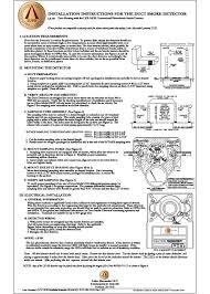 duct detector wiring diagram blonton com Simplex Duct Detector 2098 Wiring Diagram blog fire and smoke control simplex duct detector 2098 wiring diagram