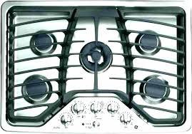 ge profile glass cooktop dual stack burners ge profile glass cooktop replacement cost