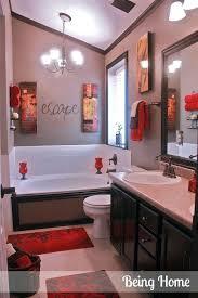 Image Design Ideas Red Bathrooms Ideas Red Bathroom Newyellinfo Red Bathrooms Ideas Red And White Bathroom Color Scheme Red Bathroom