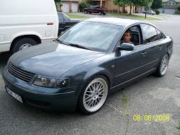 vadimg 2000 Volkswagen Passat Specs, Photos, Modification Info at ...