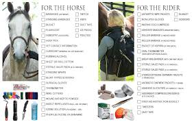 barn first aid checklist september 12 2016 firstaidchecklist featured
