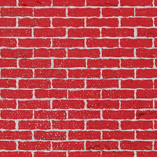 red brick wall background old brick