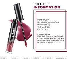 ryan world y lipstick 24 colors lasting waterproof ultra matte lipstick lip gloss beauty makeup 22