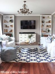 Living Room Rugs On New Living Room Rug Shades Of Blue Interiors