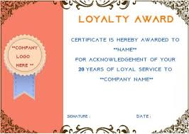 Samples Of Awards Certificates 24 Certificate Of Service Templates For Employees Formats