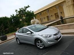 2012 Hyundai Elantra Launched At A Starting Price Of Rs