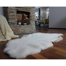 11 best sheepskin rugs images on fur rugs