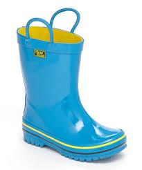 Pluie Pluie Cornflower Blue Rain Boot Kids