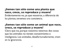 Resultado de imagen de La diferencia con animales que comparten con nosotros el mismo planeta