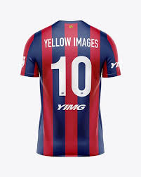 Find & download free graphic resources for soccer jersey mockup. Men S Soccer Jersey Mockup In Apparel Mockups On Yellow Images Object Mockups Shirt Mockup Mockup Psd Clothing Mockup