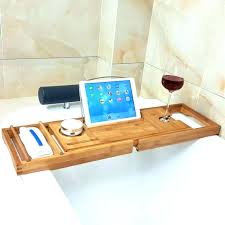 awesome bath tub caddy bathtub tray for laptop what you can do with bath tub tray