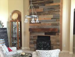 wood wall fireplace 15 diy reclaimed wood and pallet fireplace surrounds