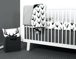 deer nursery bedding for modern baby bedding black and white crib bedding baby blankets to