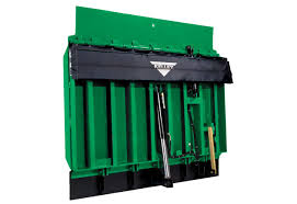 kelley dock levelers vsl vertical storing dock leveler