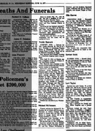 Beckley Post-Herald from Beckley, West Virginia on June 15, 1977 · Page 12