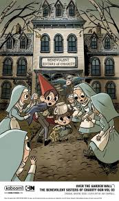announces another over the garden wall ogn for 2020