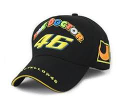 Online Shop <b>New black</b> 3D embroideried the doctor 46 rossi auto ...