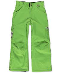 Grenade Snowboard Pants Size Chart Grenade Boys Army Corps Green 8k 2014 Snowboard Pants